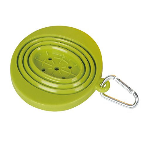 Jypc Collapsible Coffee Silicone for Camping,Hiking,Backpacking and Outdoor Use (Green) (Backpacking Espresso compare prices)