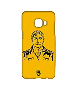 KR Mother Yellow - Sublime Case for Samsung C5