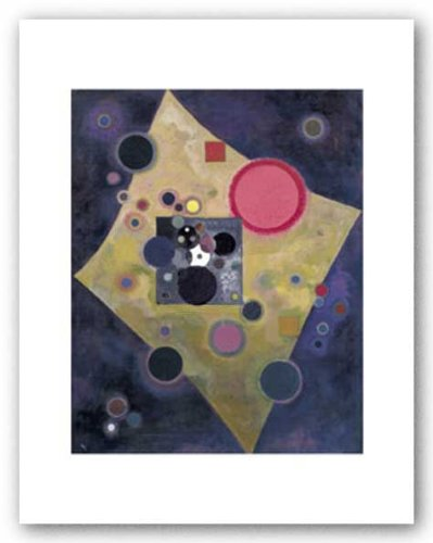 Accent en Rose, 1926 by Wassily Kandinsky 10
