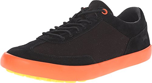 Camper Men's Pelotas Persil Vulcanizado Fashion Sneaker, Black, 42 EU/9 M US (Camper Persil compare prices)