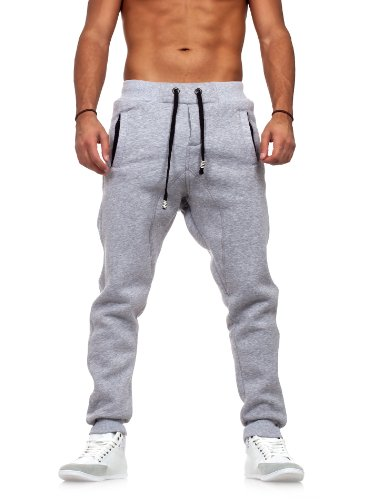 Young & Rich Herren Jogginghose Sweatpants Birds