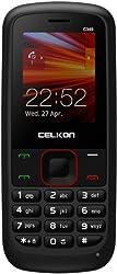 Celkon C349* (Black-Red)