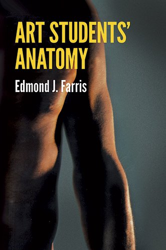 Art Students' Anatomy (Dover Anatomy for Artists)