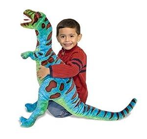 Melissa & Doug T-Rex Dinosaur Plush from Melissa & Doug