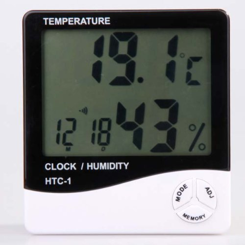 Why Choose COCO LCD Alarm Clock / Calendar / Thermometer / Humidity