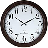 Perfect Time Radio Controlled Outdoor Garden Clock - 57.5cm