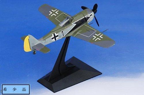 """1:72 ドラゴン モデル 1:72 戦闘機 50083 Focke-Wulf Fw 190A ダイキャスト モデル Luftwaffe 2./JG 2 Richthofen, """"黒 1"""", Hors"""