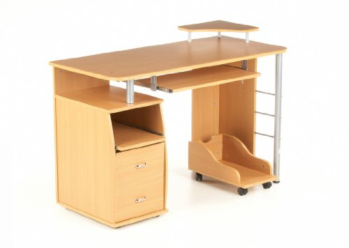 computertische g nstig kaufen hjh office 673794. Black Bedroom Furniture Sets. Home Design Ideas