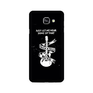 Ebby Rock And Roll Premium Printed Case For Samsung A710 2016 Version
