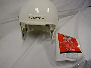 Air Advantage Football Helmet Large White