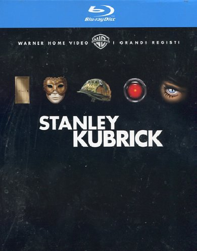 Stanley Kubrick [Blu-ray] [IT Import]