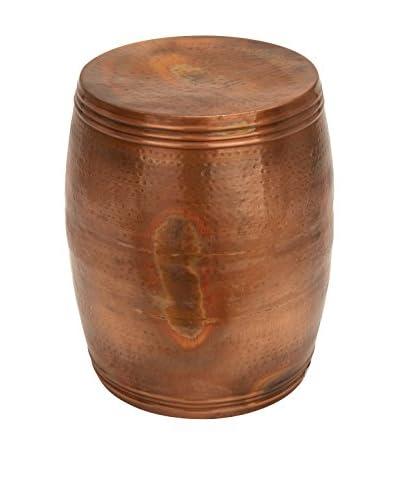 Metal Stool, Copper
