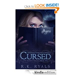 Cursed (The Thorne Trilogy)