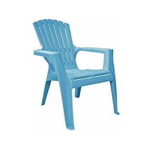 Adirondack stacking chair pool blue discontinued by manufacturer