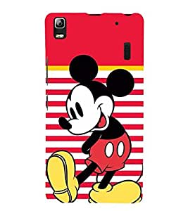 Vizagbeats micky mouse dancing Back Case Cover for Lenovo K3 Note