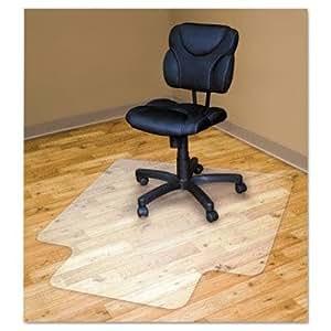 Avt50221 chair mats for hard floors for Floor couch amazon