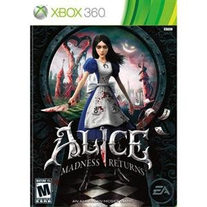 NEW Alice:The Madness Returns X360 (Videogame