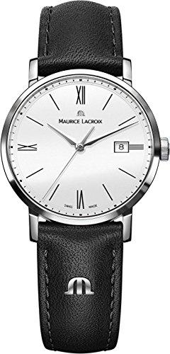 Maurice Lacroix Eliros EL1084-SS001-111-1 Reloj de Pulsera para mujeres Plano & ligero