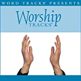 Worship Tracks - In Christ Alone [My Hope Is Found] - as made popular by Newsboys [Performance Track]