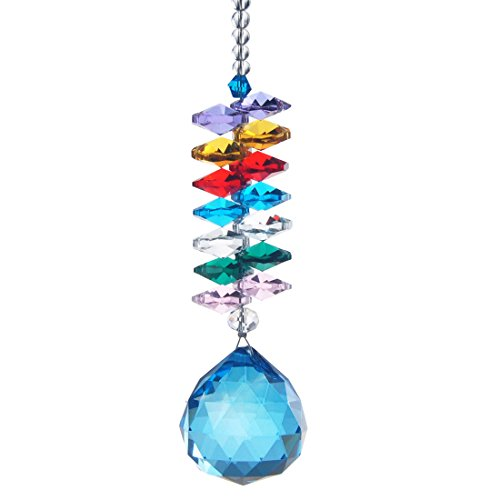 Crystal Ball Prism Rainbow Collection Hanging