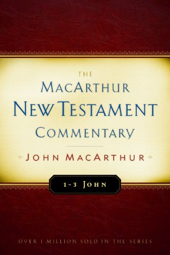 1-3 John: MacArthur New Testament Commentary (MacArthur New Testament Commentary Series) (Commentary 1 John compare prices)