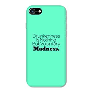 OVERSHADOW DESIGNER PRINTED Back Case for IPHONE 7