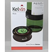 Kelvin Duo Wireless Wine Thermometer