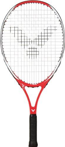 VICTOR Tennisschläger Tour Junior 23, Rot/Weiß, 58,5 cm, 213/0/0