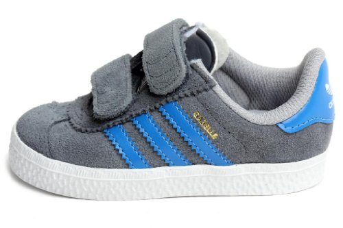 Adidas Gazelle CF 2 Infant/Toddler Sneakers Navy/Blue/White D67217