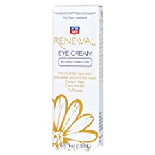 Rite Aid Renewal Eye Cream, Retinol Corrective, 0.5 oz