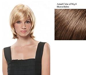 Alicia Monofilament Wig by Jon Renau - Color 8