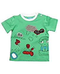 Juscubs Print and patch tom dream - envelope neck t-shirt