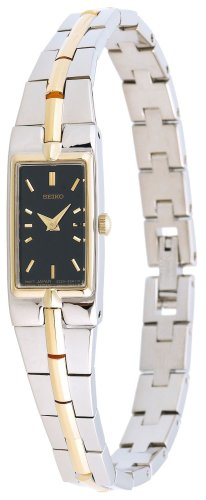 Seiko Women's SZZC42 Dress Two-Tone Watch