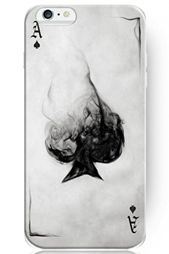 Sprawl Hot Fashion Design Ultra Slim Hard Cover For Apple Iphone 6 (5.5) -- Ace Of Spades