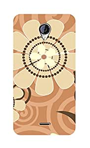 SWAG my CASE Printed Back Cover for Micromax Unite 2 A106