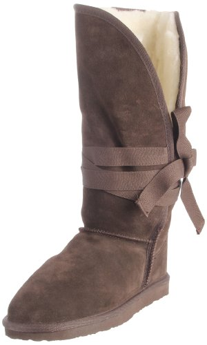 buy ukala s knee high boot chocolate chocolate
