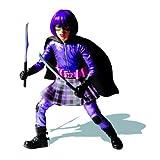 "Mezco Kick-Ass: Hit Girl 12"" Action Figure ~ Mezco"