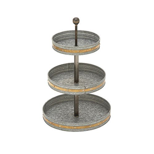 deco-79-49193-metal-galvanized-3-tier-tray-15-x-24