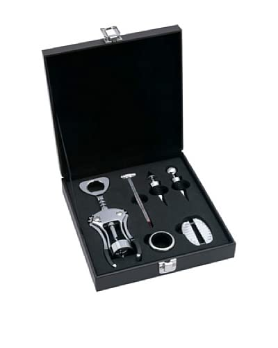 Wine Tools Set in Vegan Case