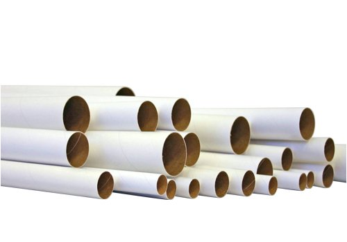 Tubes-O-Plenty: Assortment of model rocket body tubes