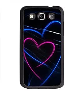 Printvisa Ultra Hearts 2D Hard Polycarbonate Designer Back Case Cover for Samsung Galaxy Quat...