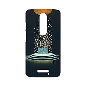 G-STAR Designer Printed Back case cover for Motorola Moto X3 (3rd Generation) - G4440