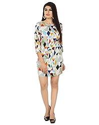 Coash Women Bodycon Dress (KR-0616-29-XL) Multicoloured - XL)