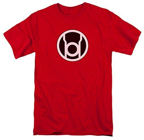 Green Lantern Red Lanterns Logo T-Shirt GL228
