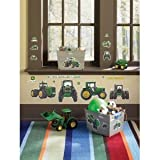 JOHN DEERE 16 BiG Wall Stickers TRACTOR Room Decor Decals Party Decorations NEW