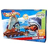 Hot Wheels Kids Pick Shark Park Set