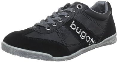 Bugatti F3002PR36K, Herren Sneaker, Schwarz (schwarz 100), EU 40