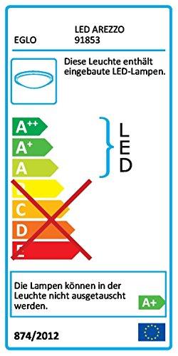 Applique, 25 LEDs/12V/12W, EGLO
