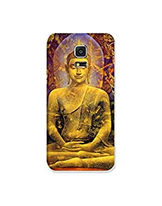 SAMSUNG GALAXY NOTE 4 ht003 (144) Mobile Case from Mott2 - Spiritual Buddha w... (Limited Time Offers,Please Check the Details Below)