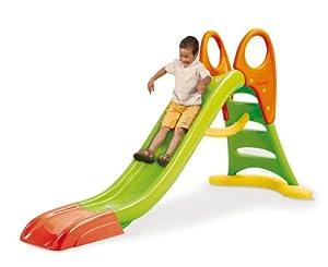 smoby 310152 jeu de plein air xl slide toboggan xl jeux et jouets. Black Bedroom Furniture Sets. Home Design Ideas